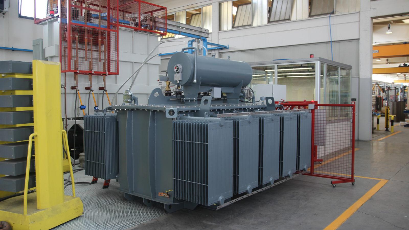 4800 kVAR Limiting reactor