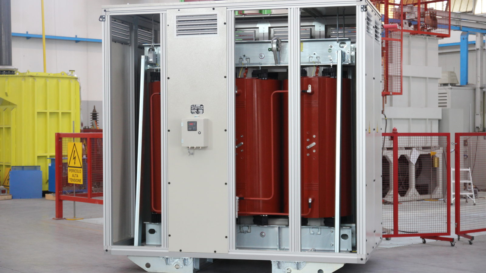 IP23 box for converter transformer