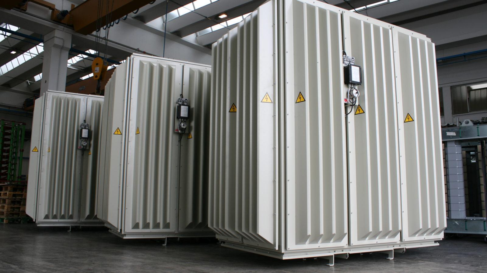 IP54 corrugated box